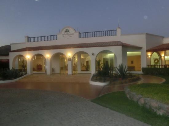 Hotel Nuevo Cantalloc: hôtel