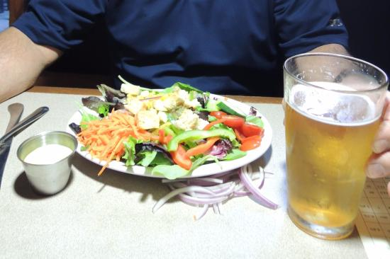 Springfield, OR: Great Side Salad