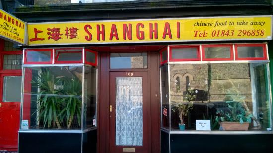 New Shanghai Chinese Takeaway