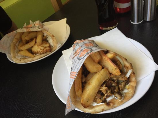Chicken Souvlaki, Pork Gyros, Baklava... Exactly like in ...