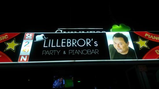 Lillebrors Party & Pianobar