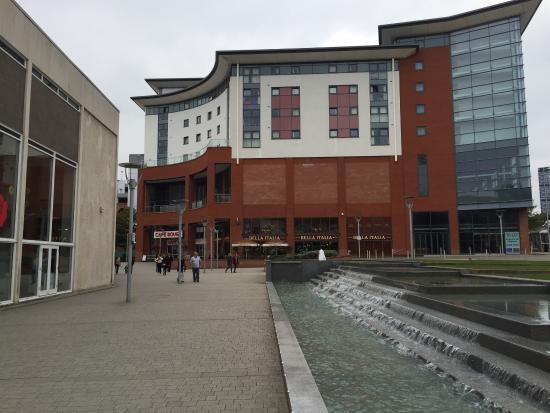 Premier Inn Coventry City Centre Belgrade Plaza Hotel