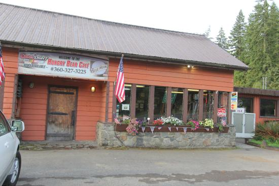 Beaver, WA: Hungry Bear Cafe