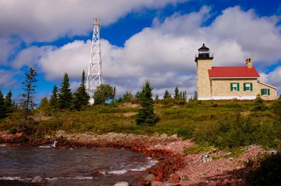 Copper Harbor Lighthouse Tours