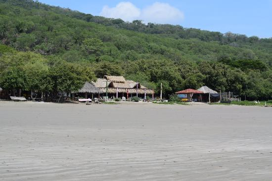 Playa Hermosa Surf Camp: Restaurant