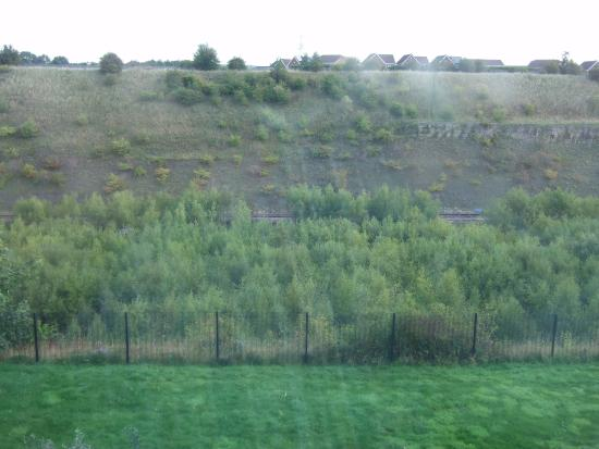 Mercure Sheffield Parkway: View from room straight ahead