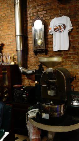 Moca Cafe : Tシャツ