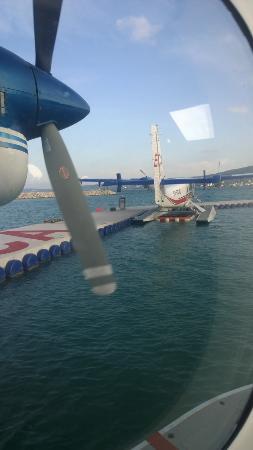 Hotel Hvar: sea plane to jelsa from split