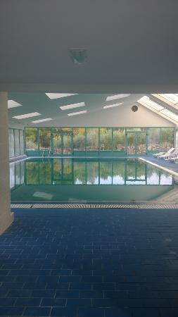 indoor pool hotel hvar