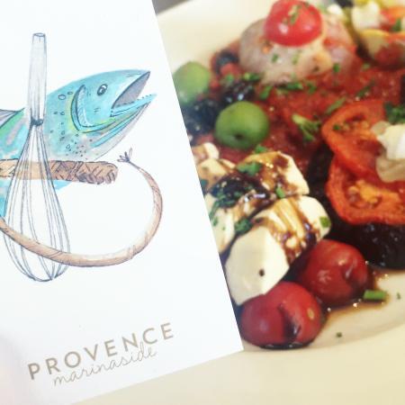 Weekend brunch at Provence Marinaside