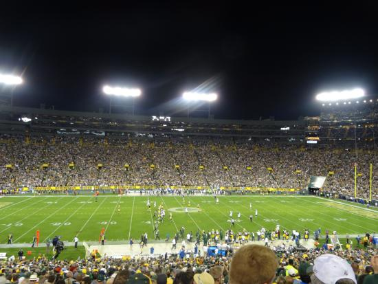 Packers Stadium Tour Prices
