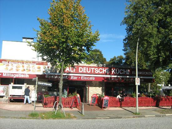 piatto - bild von alt deutsche küche elbbrücken, hamburg - tripadvisor