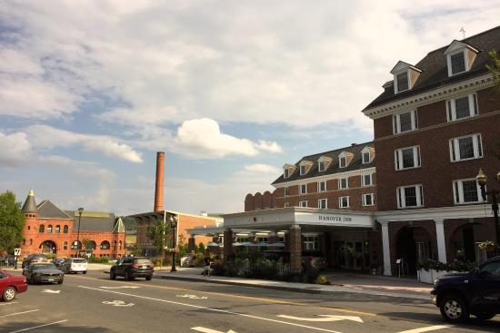 Hanover Inn Dartmouth : The Hanover Inn