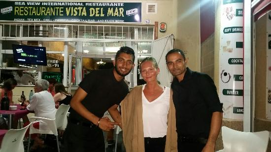 The undisputed best restaurant in La Mata! Great service and excellent food. Hot tip -  try the