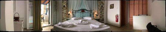 Batsi, اليونان: standar room