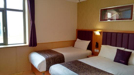 Premier by Eurotraveller: Room view 1