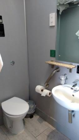 Premier by Eurotraveller: Toilet view 1