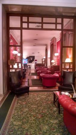 Hotel Nord Nuova Roma: hall