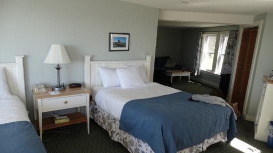 Sebasco Estates, ME: Sebasco Harbor resort