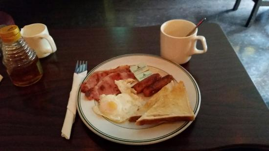 Windsor Inn Cork: Mini irish breakfast