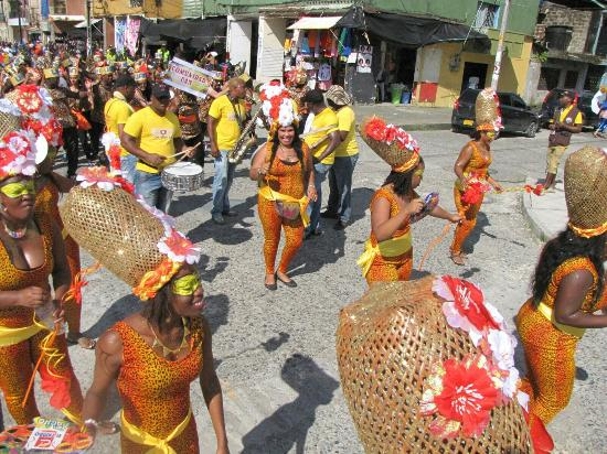 quibdo men Quibdo's san pacho festival: a tale of two  religious music and chanting flows through the battered streets of quibdo,  the old men playing aggressive.