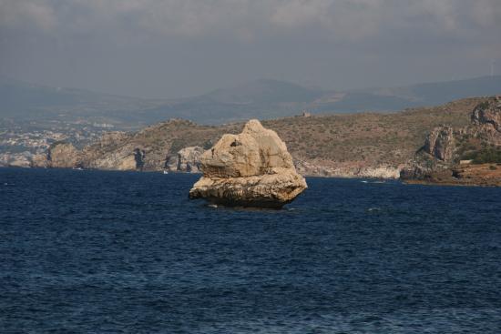 Spiaggia dei Faraglioni: scopello