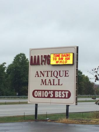 Ravenna, OH : AAA I-76 Antique Mall