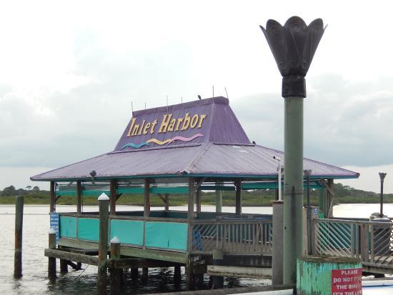 Inlet Harbor Restaurant, Marina & Gift Shop : Bonita Vista