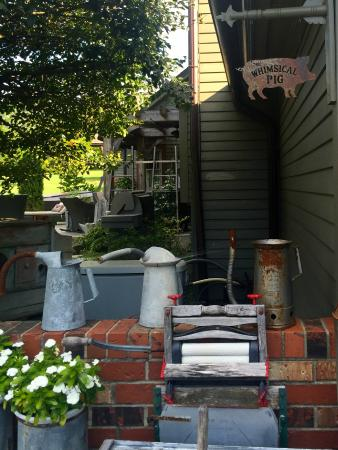 Outdoor Decor Picture Of The Whimsical Pig Bed And Breakfast At