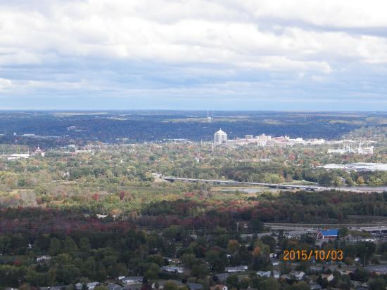 Wausau, WI: View from top