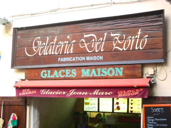 Gelateria Del Porto : Store front