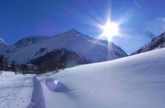 Gletscherblick: Traum-Ausblicke