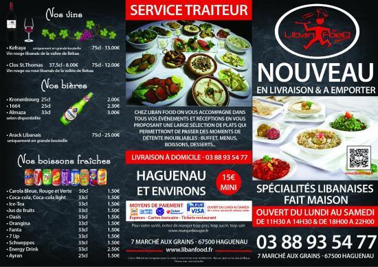 liban food photo de liban food haguenau tripadvisor. Black Bedroom Furniture Sets. Home Design Ideas