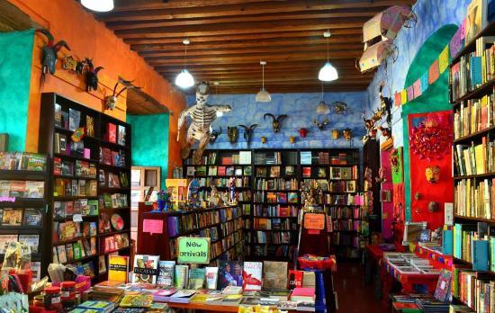 Amate Books: El paraiso de colores!!!