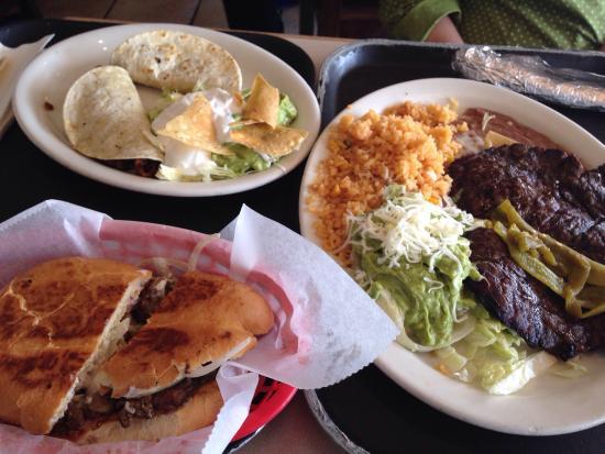 Las Fuentes Mexican Food