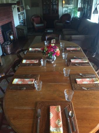 Beltane Ranch: Dining Room