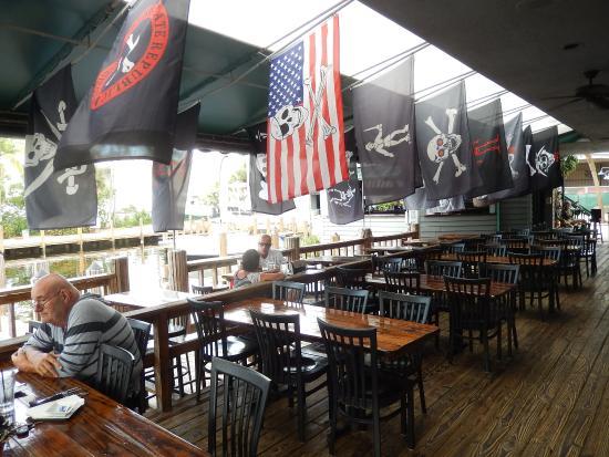 Pirate Republic Seafood Restaurant Ambiente Temático