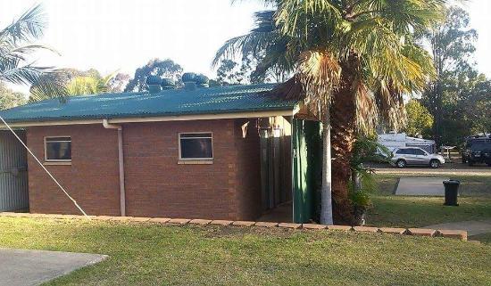 Murgon, Australia: Yallakool Caravan Park - Ensuite Site