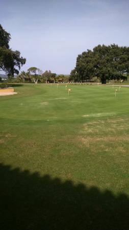 Montenmedio Golf & Country Club: Campo de golf