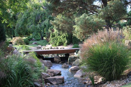 Gardens In Fall Bilde Av Springfield Botanical Gardens I Springfield Tripadvisor