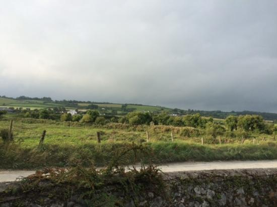 Fethard, Ierland: View from Cozie's Patio
