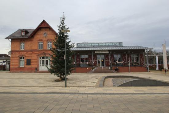 Heusenstamm, Alemania: Alter Bahnhof