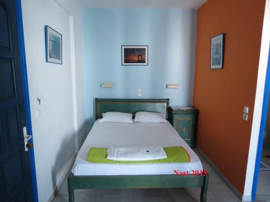 Агиос-Прокопиос, Греция: Tiny room