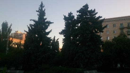 Zasekin Monument: Памятник первому воеводе Царицына Засекину