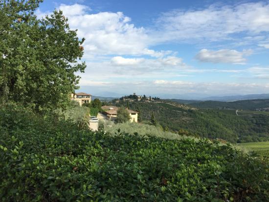 Greve in Chianti, Włochy: castle