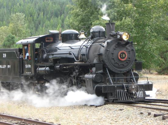 Prairie City, OR: Real steam