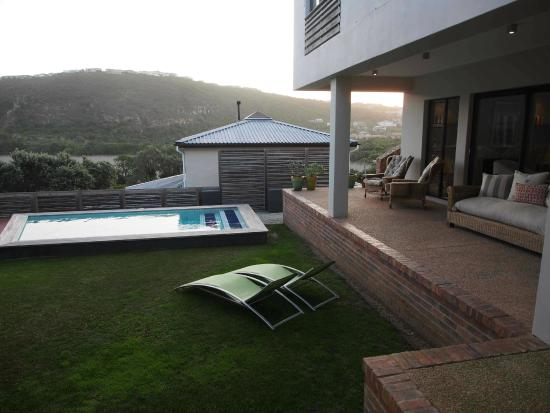 Christiana Lodge: Pool