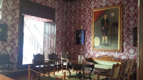 Casa Urquiaga (Casa Calonge): Salón de mujeres