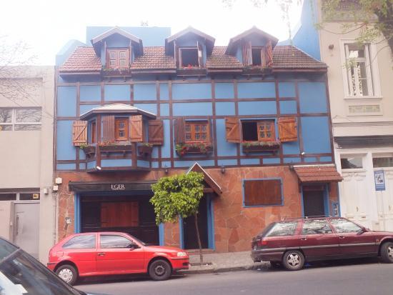 Sissi Haz Hotel Boutique: Fachada do hotel