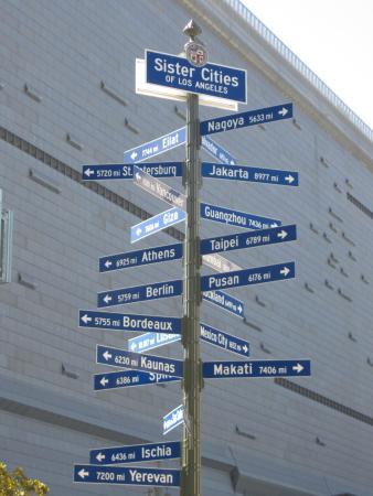 American Riviera Private Tours: Sister cities of LA